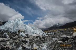 Glaciers in EBC