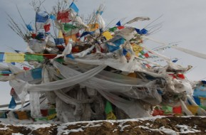 Lhasa Ganden Samye trek