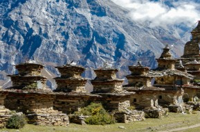 Naar with Upper Mustang Trek
